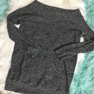 Sweaters - Off Shoulder Knit Wear